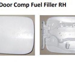 Door Comp Fuel Filler RH